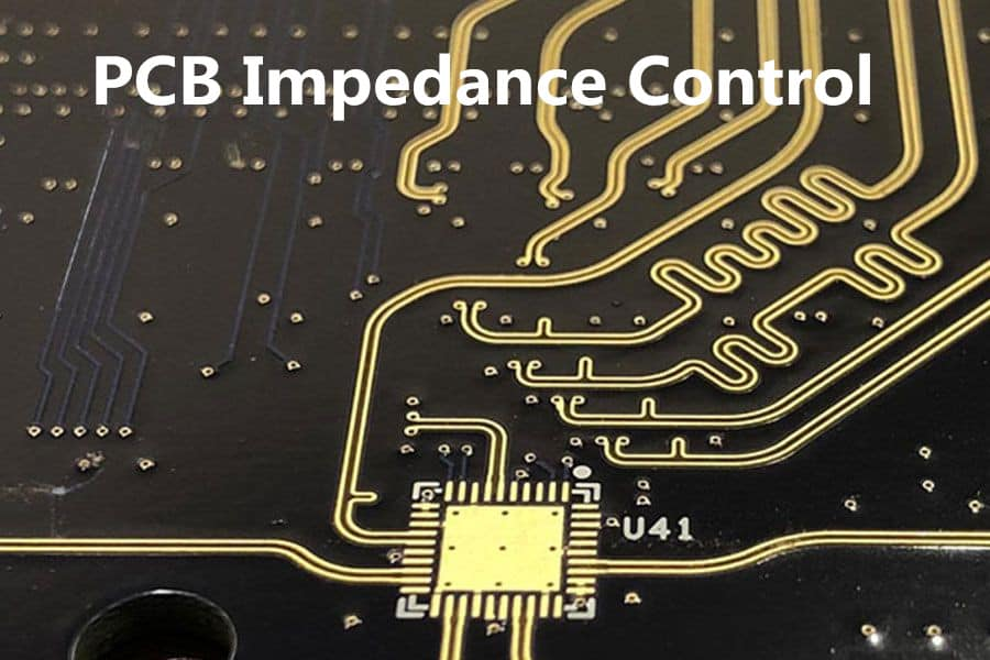 PCBs Impedance Control
