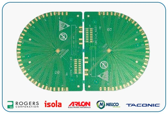 high frequecy pcb manufacturing