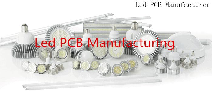LED PCB Manufacturing