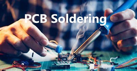 what is pcb soldering