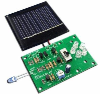 Solar LED PCB Lighting