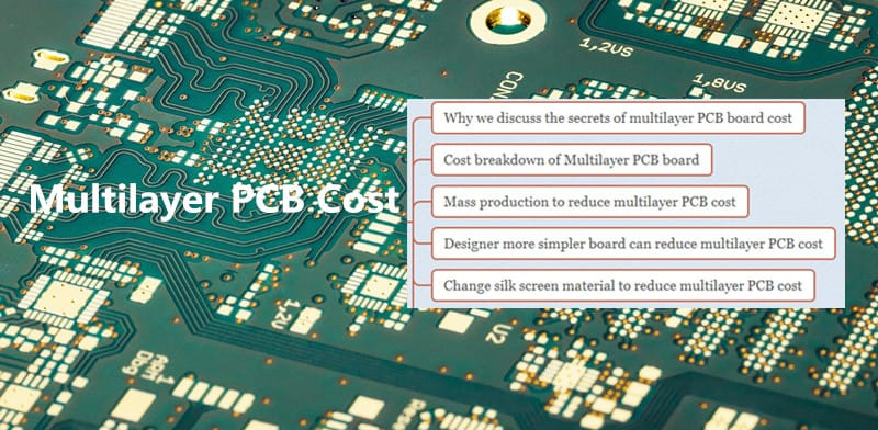 Multilayer PCB Cost