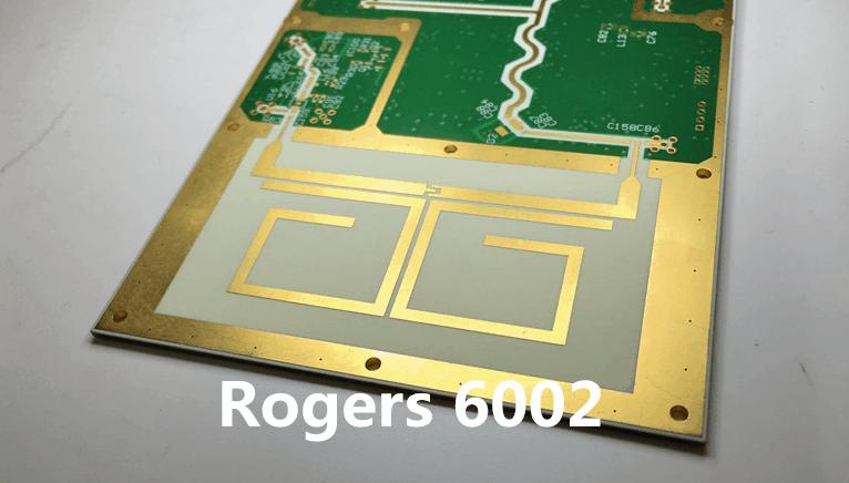 Rogers 6002 PCB