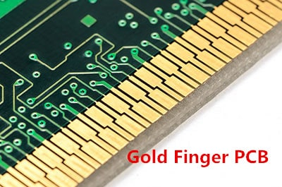 pcb gold finger connector