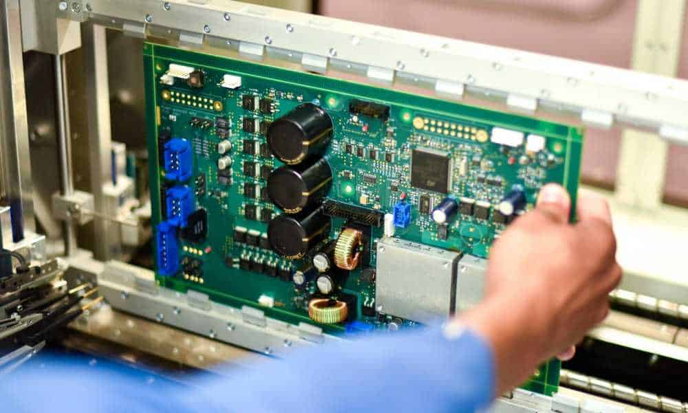 Electronic Contract Manufacturing Companies